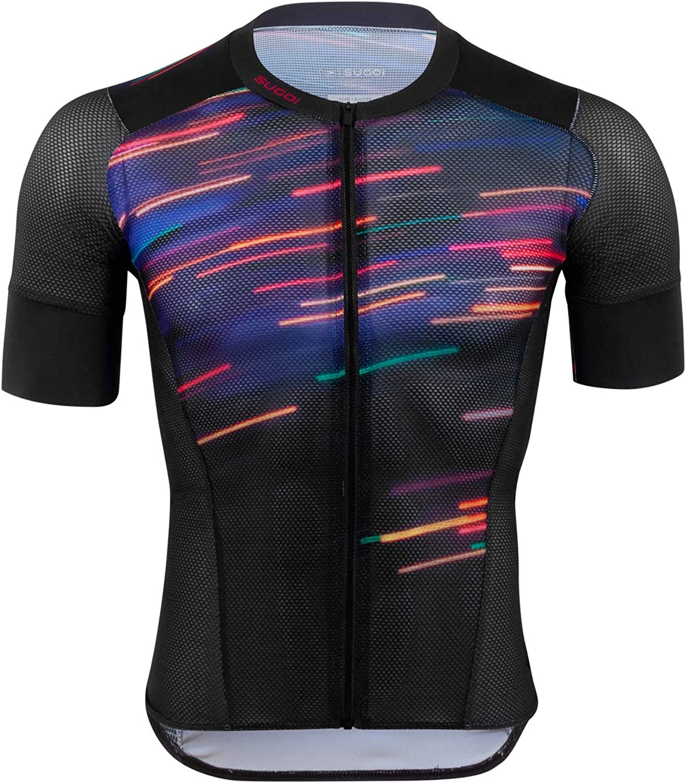 SUGOi Men's RS Jersey Brand Cheap Max 45% OFF Sale Venue Climber's Bike
