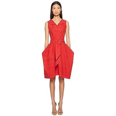 Vivienne Westwood Lotus Dress (Red) Women
