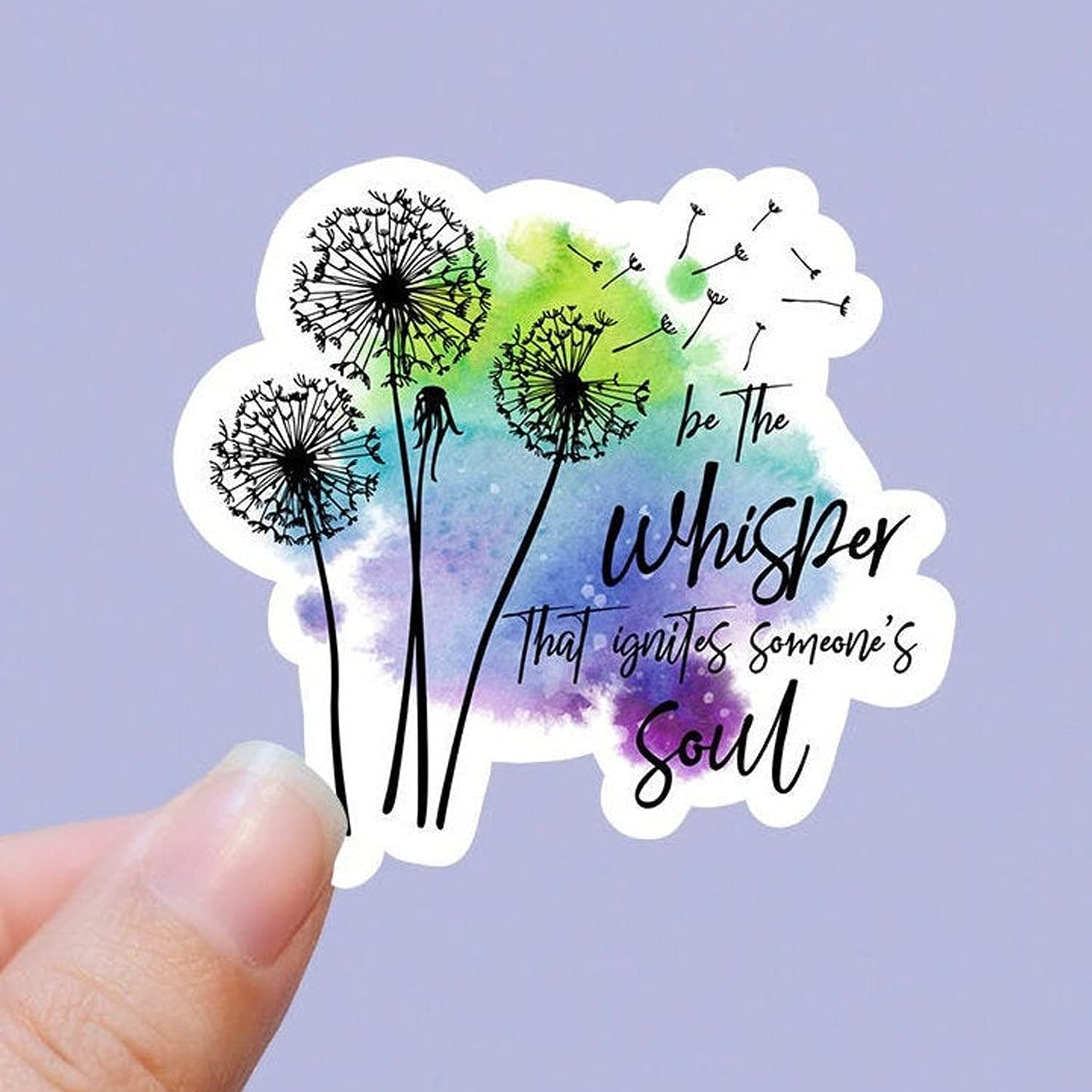 Be The Super intense SALE Whisper That Ignites 35% OFF Laptop Someones Stickers Vinyl Soul
