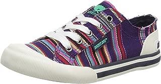 ROCKET DOG Jazzin Womens Sneakers Purple