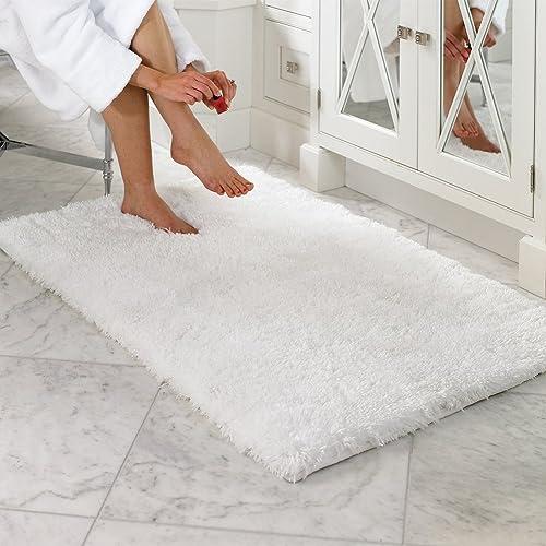 Luxury Bath Rugs Amazon Com