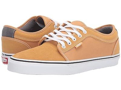 Vans Chukka Low (Oak Buff) Skate Shoes