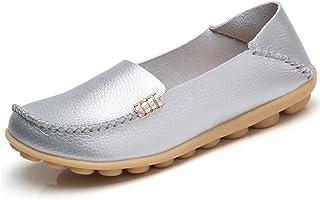 158b820d611 VenusCelia Women s Natural Comfort Walking Flat Loafer