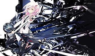 Anime Guilty Crown Inori Yuzuriha Playmat (848)