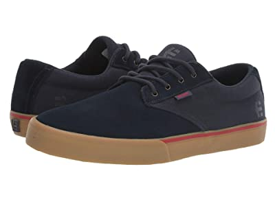 etnies Jameson Vulc (Navy/Tan) Men