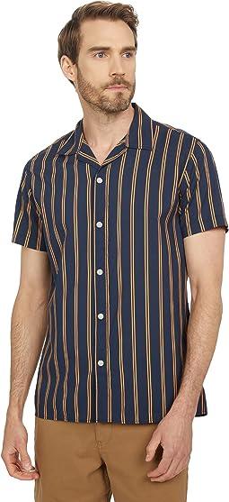 Joel Short Sleeve Camp Shirt