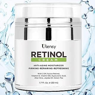 Ulensy Awebody Upgraded Retinol Face Cream, Miracle Moisturizing Face Cream