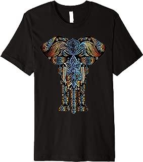 Elephant Yoga T Shirt