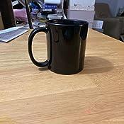 Taza negra Taza de caf/é y regalo divertido para cumplea/ños Imagen animada. Backstreet Boys Nick Carter Kevin Richardson Howie Dorough AJ McLean Brian Littrell firma 11 oz
