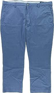 Men's Big & Tall Straight-Fit Stretch Chino Pants