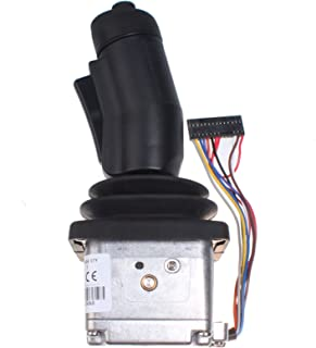 Holdwell Single Axis Joystick Lift Controller 78903 604064 105175 for Genie GS-1530 GS-1930 GS-2632 GS-2632 GS-2646 GS-3232 GS-2032 GS-2668 GS-1932 GS-4390