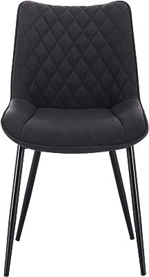 WOLTU® Esszimmerstühle BH208dgr 6 6er Set Küchenstuhl