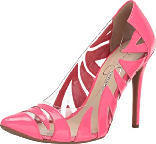0c968a9523d Amazon.com: Pink - Pumps / Shoes: Clothing, Shoes & Jewelry