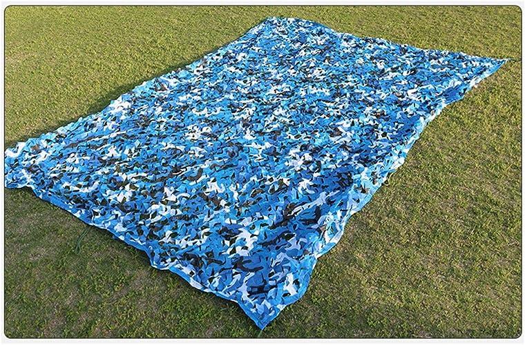YCYZWZW Camping Masque Camouflage Net, Oxford Cloth est Dense et Robuste, Convient pour Le Camping en Plein air Desert Camo Net