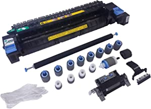 Altru Print CE977A-MK-DLX-AP Deluxe Maintenance Kit for HP Color Laserjet Enterprise CP5520 Series CP5525 / M750 (110V) Includes RM1-6180 (CE707-67912) Fuser, Transfer Roller & Tray 1-6 Rollers
