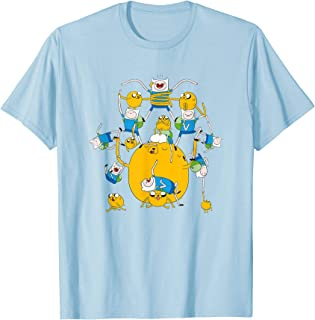 Cartoon Network Adventure Time Finn & Jake T-Shirt