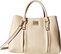 Soft Folds Satchel