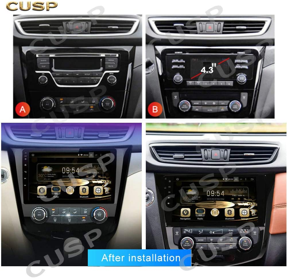 2013-2021 AUTO and Manual A/C PX5 Octa core 4G+64G+CPAA+Voice Car ...