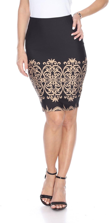 WM Women's Pretty & Proper Pencil Skirt