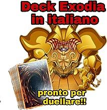 CONTRATTO CON EXODIA in Italiano Comune da Mazzo  YUGIOH