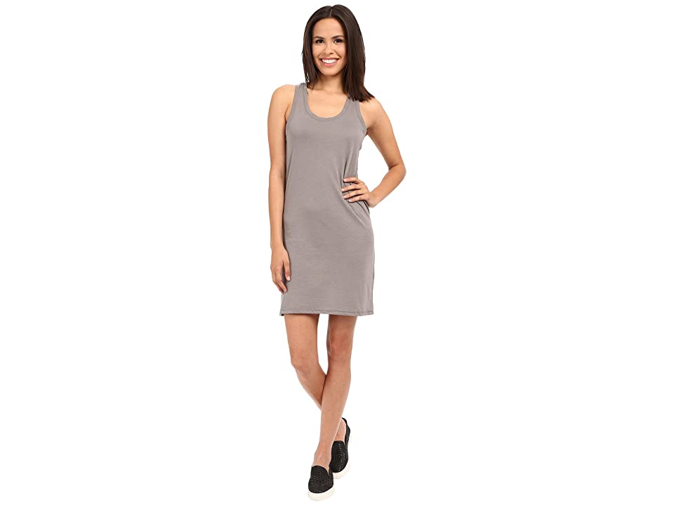 Alternative Effortless Tank Dress (Nickel) Women