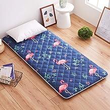ZLJ Four Seasons Universal Breathable Mattress, Tatami Single Double Mattress.for Student Dormitory Family Room-B 150x200c...