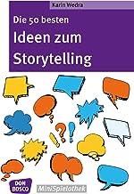 Die 50 besten Spiele zum Storytelling (Don Bosco MiniSpielothek) (German Edition)
