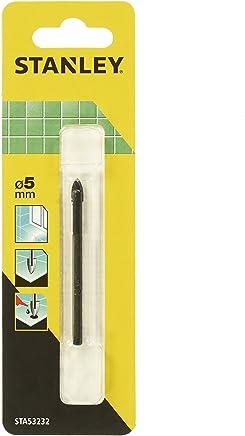 Broca HSS-R laminada para metal /ø 10mm STANLEY STA50105-QZ