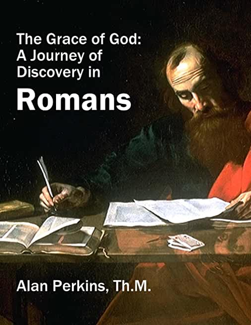 Romans Bible Study Guide (English Edition)