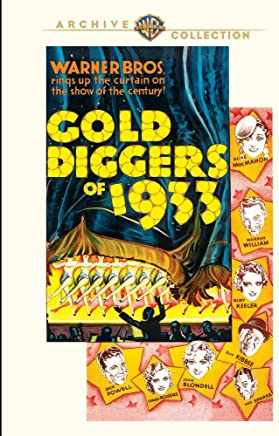 Gold Diggers of 1933 [Import italien]
