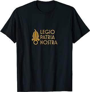 Legio Patria Nostra gold - Foreign Legion T-Shirt