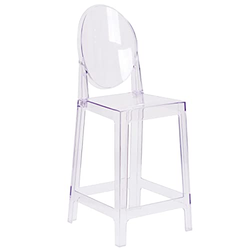 Clear Acrylic Bar Stools Amazon Com