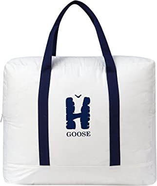 Byourbed HGOOSE - Jacquard 90% Hungarian Goose Down Comforter - Oversized King