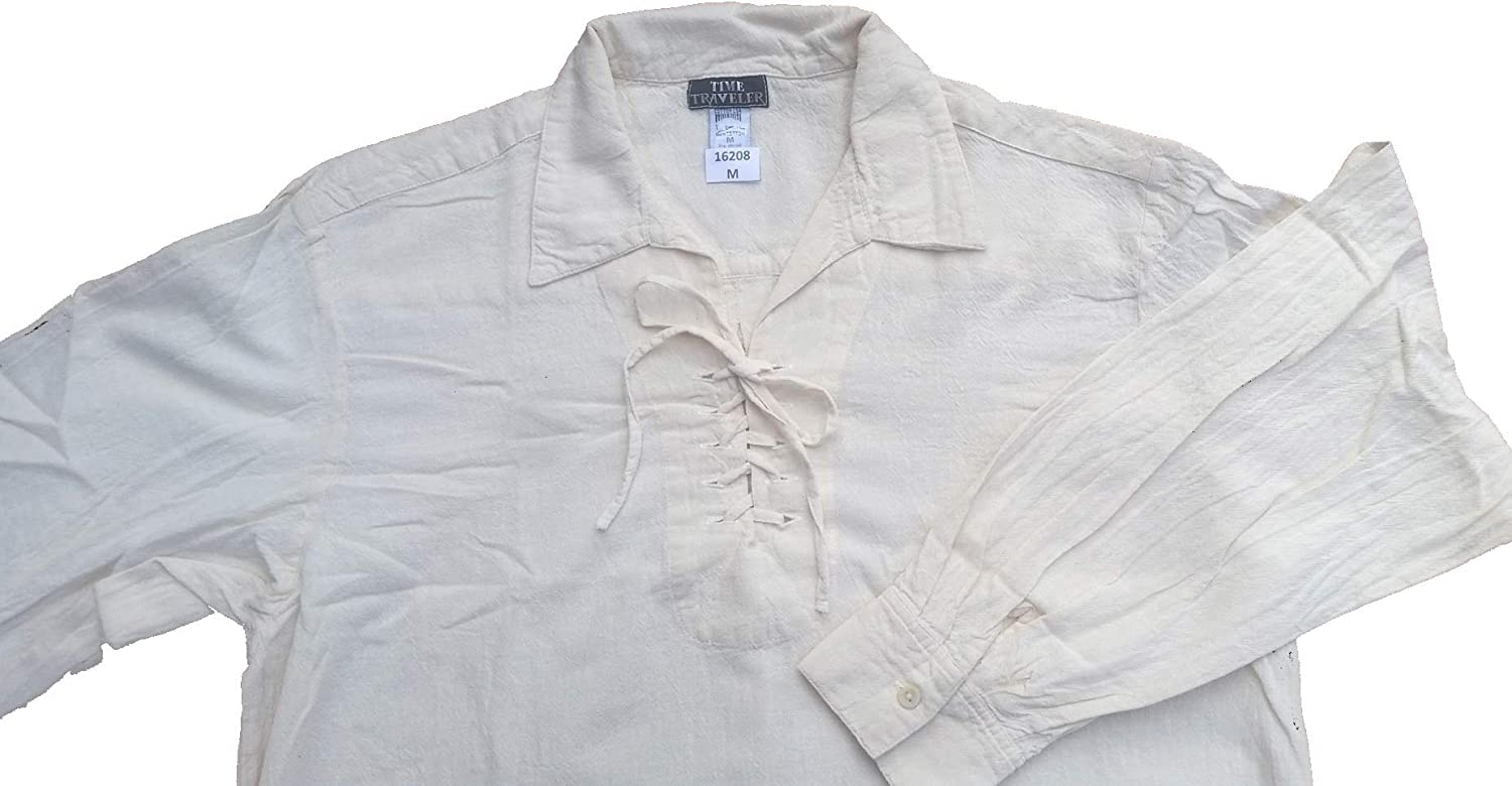 Time Traveler Renaissance Poet Chicago Mall Shirt B Clearance SALE! Limited time! Pima Quality 100% Cotton