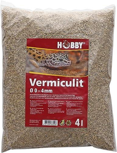 Hobby 36320 - Vermiculita, diámetro de 0-4 mm, 4 l