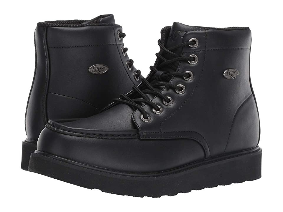 Lugz Cypress (Black) Men
