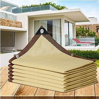 Skuggnät Fyrkant Anti-UV Sun Shade Net Markiser Utomhus Solskydd Trädgård Uteplats pool Shade Sail Garden Sun Shade Net AW...