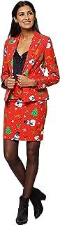 Trajes de Navidad Divertidos - Traje Completo: Chaqueta con Falda