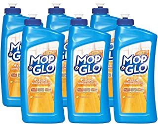 Mop & Glo Multi-Surface Floor Cleaner, 32 fl oz (Pack of 6)