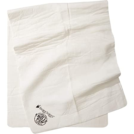 """FROGG TOGGS Chilly Pad Cooling Towel, Ice White, Size 33"""" x 13"""""""