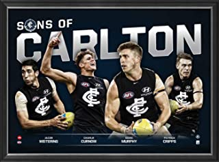 Sport Entertainment Products Carlton Football Club 'Sons of Carlton'