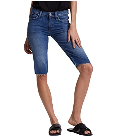 Hudson Jeans Amelia Cutoffs Knee Shorts in True Colors (True Colors) Women