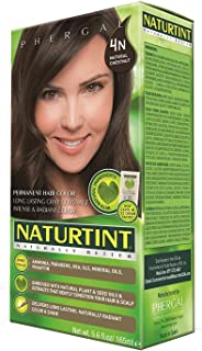 Naturtint Permanent Hair Color Natural Chestnut, 4N (2-Pack)