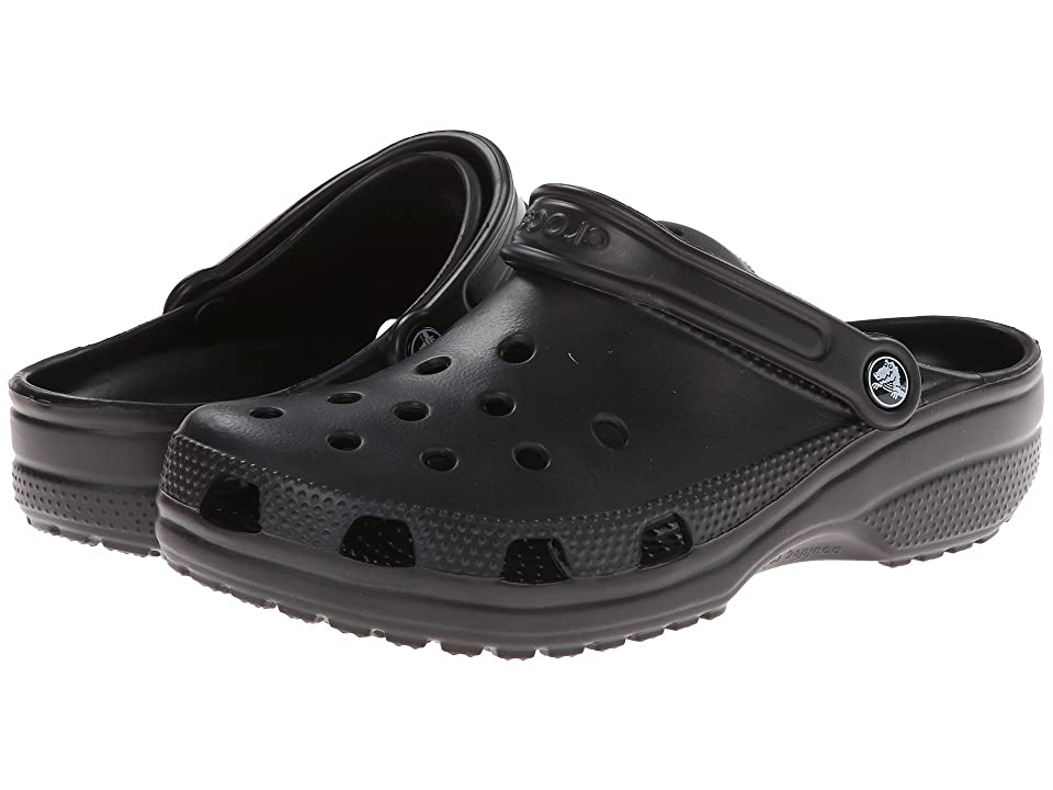 Crocs Classic Clog (Black) Clog Shoes