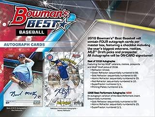 bowman baseball 2018 release date