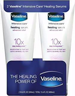 Vaseline Intensive Care Advanced Relief Healing Serum 6.8 fl oz (Pack of 2)