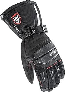 HJC Helmets Mens Extreme Cold Weather Gloves (Black, Medium)