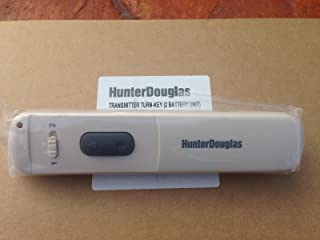 Hunter Douglas Blinds Duette PowerRise Remote Control Transmitter 2981195000