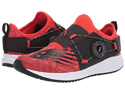 New Balance Kids FuelCore Reveal (Big Kid) (Neo Flame/Team Red) Boys Shoes