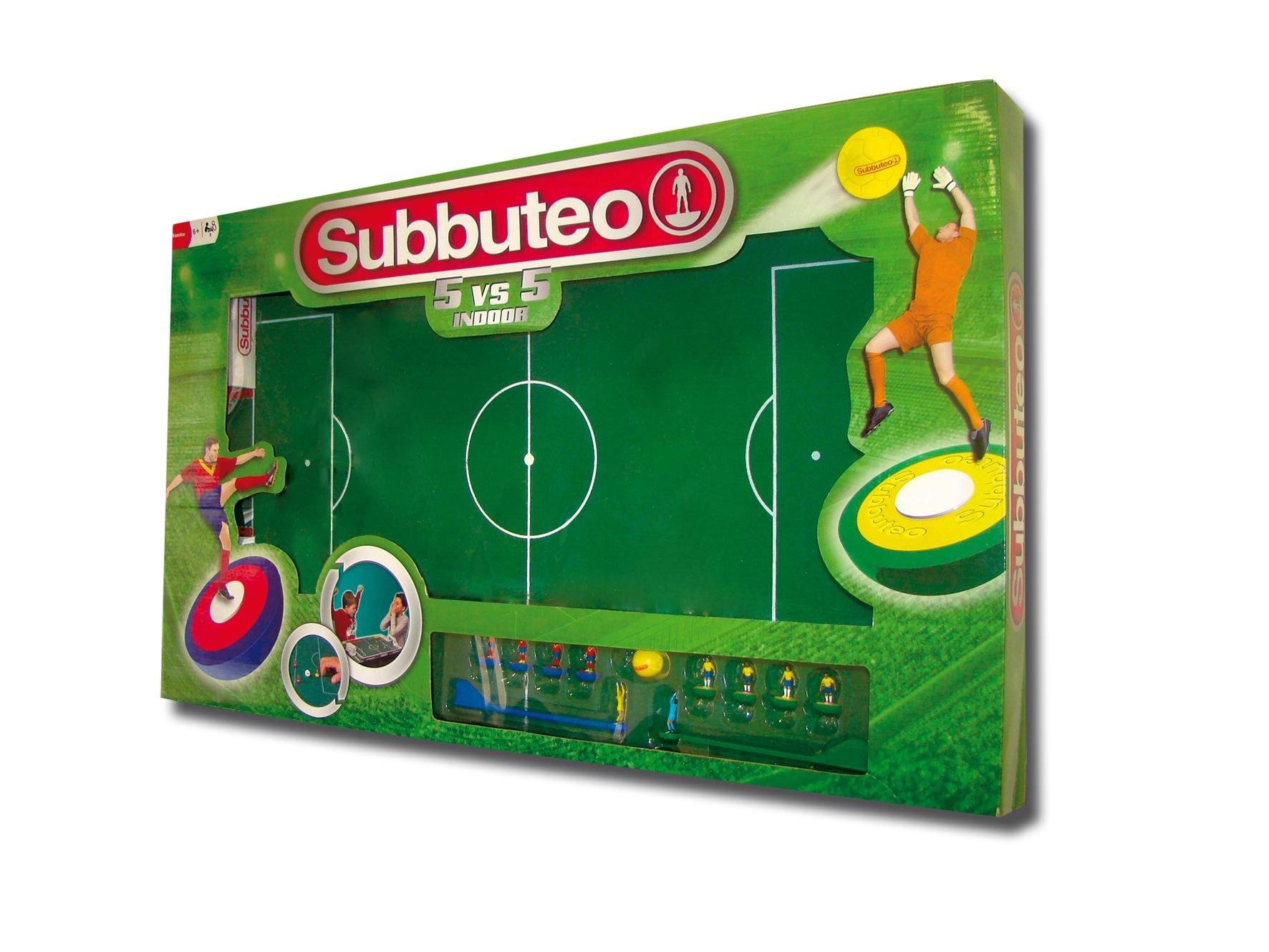 Hasbro Juegos Subbuteo 5 vs. 5, Juego de Mesa (A5167546): Amazon.es: Juguetes y juegos
